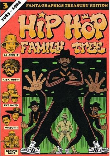 Hip hop family tree t.3 ; 1983-1984