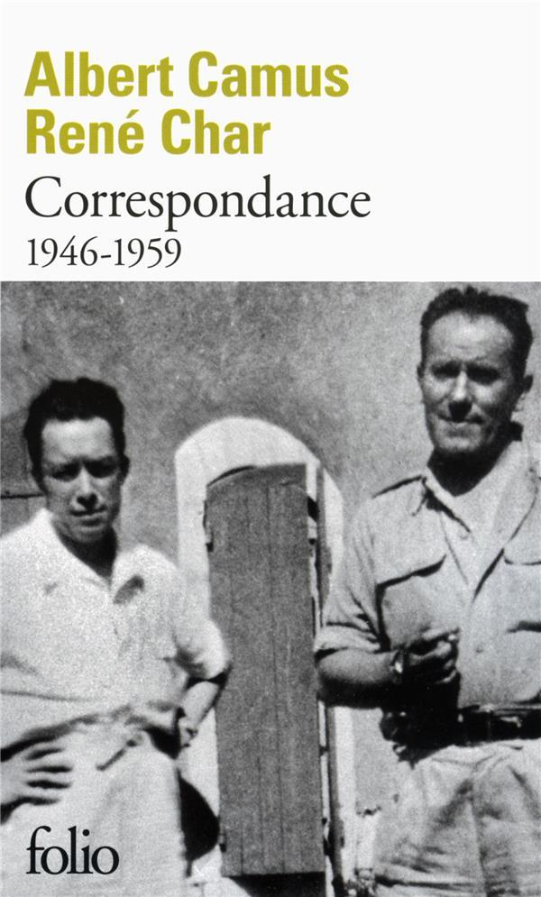 Correspondance 1946-1959