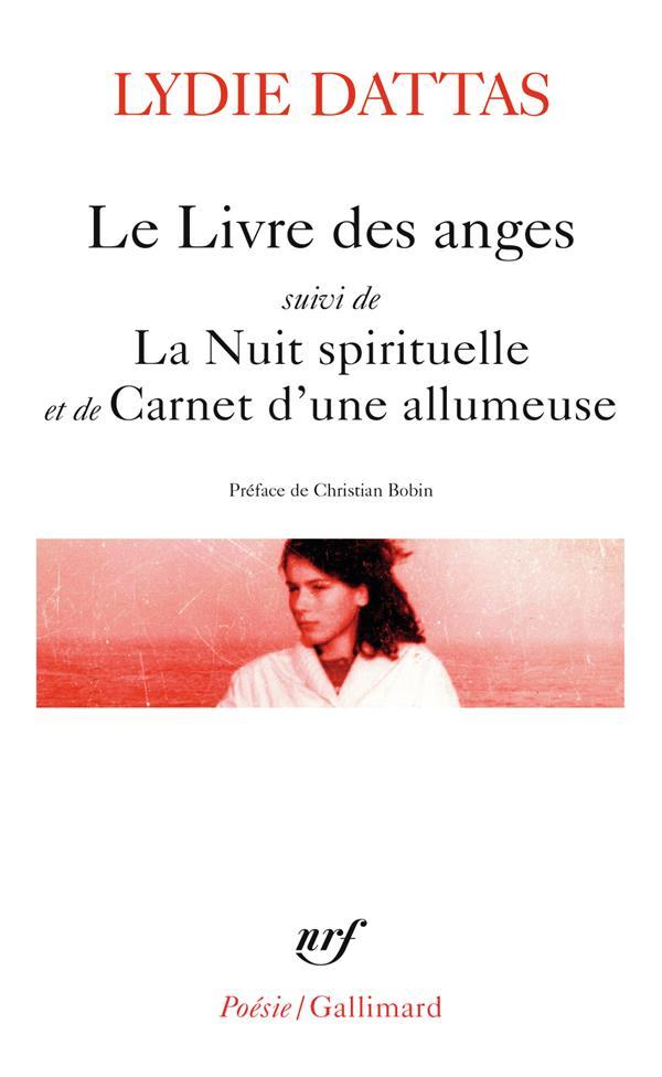 LE LIVRE DES ANGES  -  LA NUIT SPIRITUELLE  -  CARNET D'UNE ALLUMEUSE