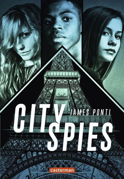 City spies - t01 - city spies