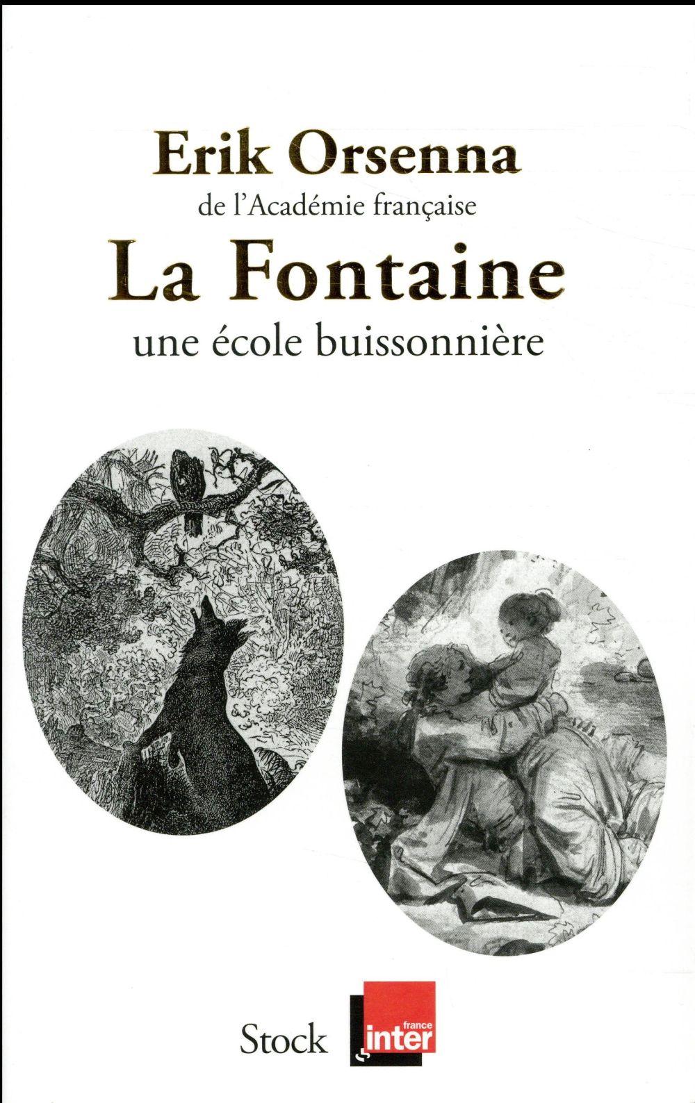 La Fontaine ; une école buissonnière