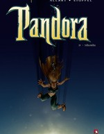 Vente Livre Numérique : Pandora t.4 ; l'ile de Tohu-Bohu  - Eric Stoffel