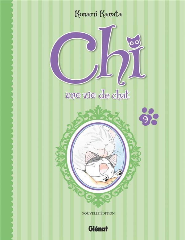 CHI  -  UNE VIE DE CHAT T.9