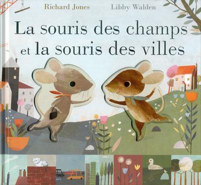 La souris des champs et la souris des villes
