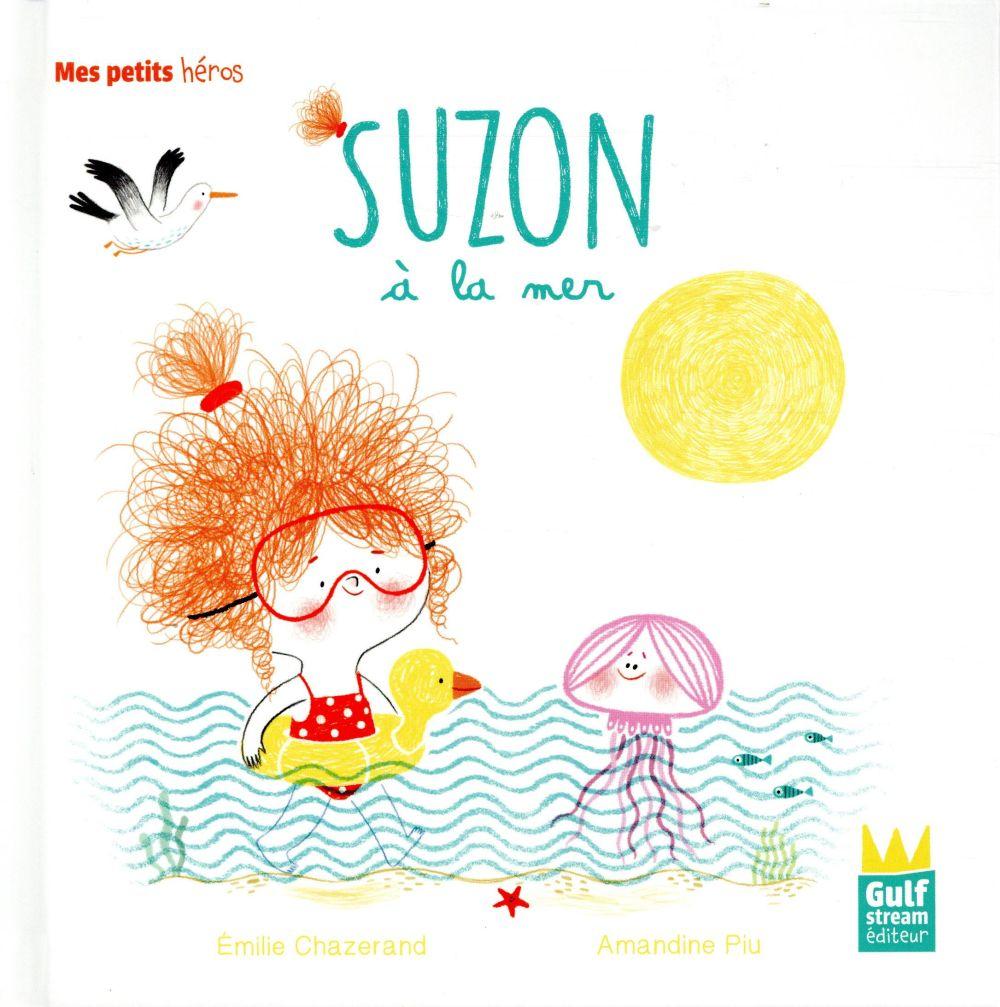 Suzon à la mer