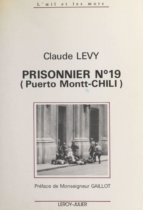 Prisonnier n°19 (Puerto Montt-Chili)