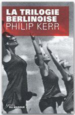 Vente Livre Numérique : Trilogie berlinoise  - Philip Kerr