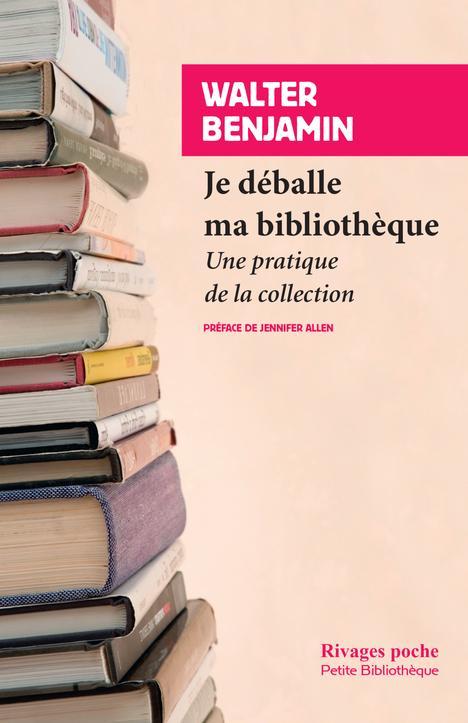 Je déballe ma bibliothèque ; une pratique de la collection