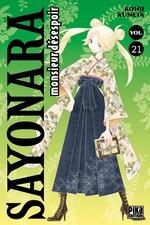 Vente Livre Numérique : Sayonara Monsieur Désespoir T21  - Kohji Kumeta