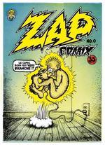 Couverture de Zap Comix L'Integrale Volume 1