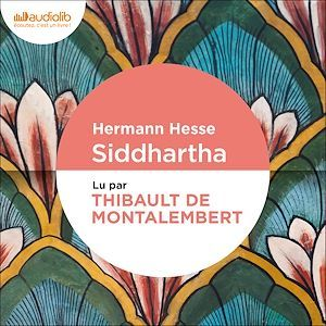 Vente AudioBook : Siddhartha  - Hermann Hesse