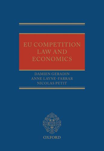 EU Competition Law and Economics