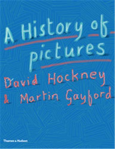 David hockney a history of pictures (hardback)