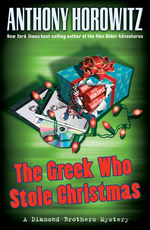 Vente Livre Numérique : The Greek Who Stole Christmas  - Anthony Horowitz