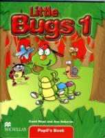 LITTLE BUGS 1 STUDENT BOOK