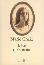 Vente Livre Numérique : L'Eté du sureau  - Marie Chaix