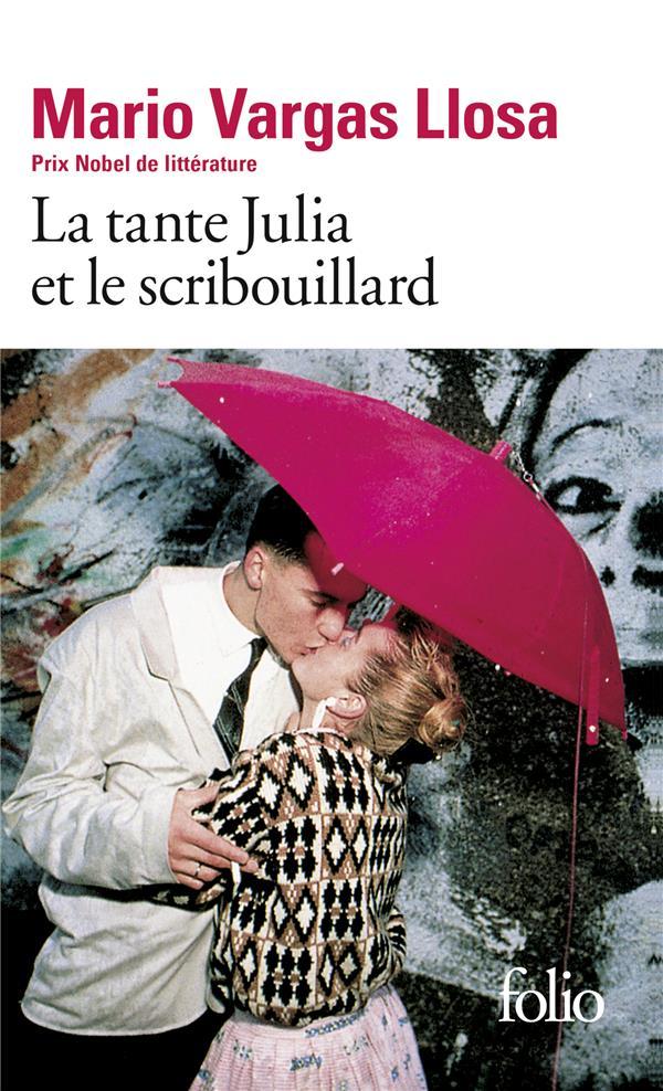 La Tante Julia Et Le Scribouillard