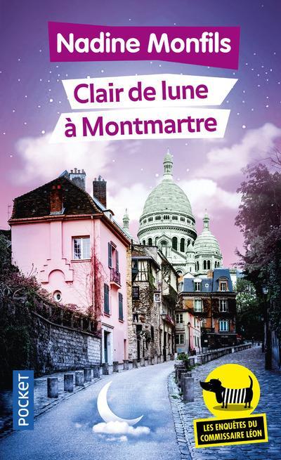 Les enquêtes du commissaire Léon T.5 ; clair de lune à Montmartre