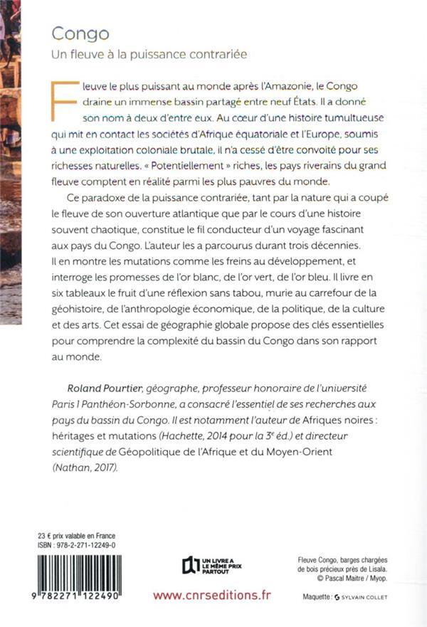 Congo ; un fleuve à la puissance contrariée