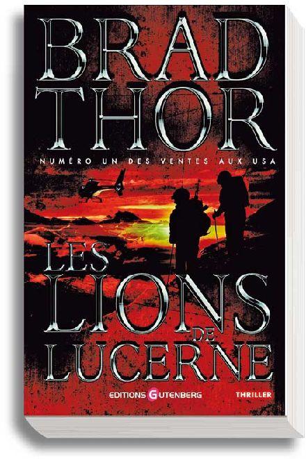 Les lions de Lucerne