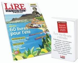 LIRE MAGAZINE LITTERAIRE COLLECTIF LIRE