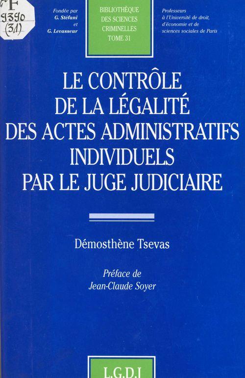 controle lega. actes adm. ind.