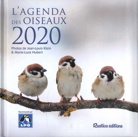 L'agenda des oiseaux (édition 2020)