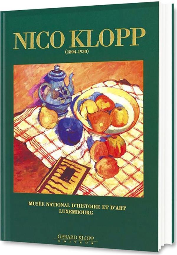 Nico Klopp, 1894-1930