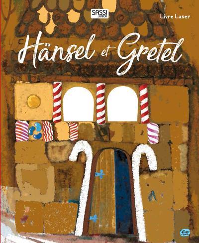 Livres découpés au laser ; Hänsel et Gretel