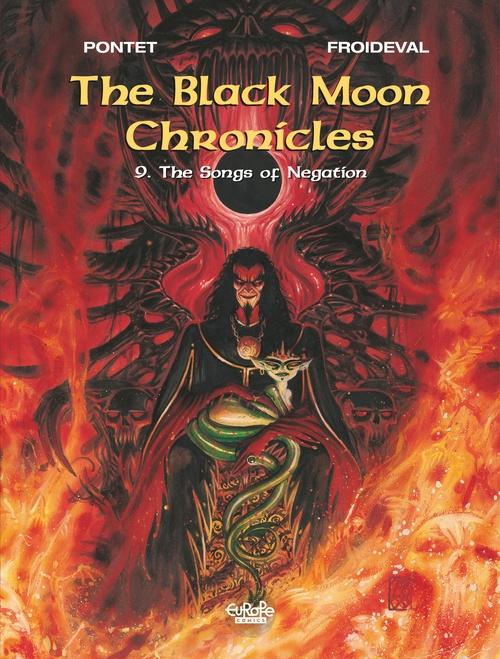 Les Chroniques de la Lune Noire - Tome 9 - 9. The Songs of Negation
