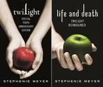 Vente Livre Numérique : Twilight Tenth Anniversary/Life and Death Dual Edition  - Stephenie Meyer