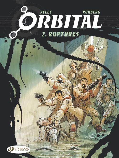Orbital T.2 ; ruptures