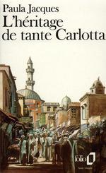 Couverture de L'héritage de tante carlotta