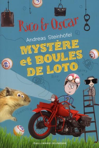 Rico et Oscar, mystère et boules de loto