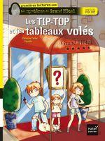 Vente Livre Numérique : Les TIP-TOP et les tableaux volés  - Christine Palluy
