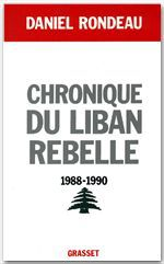 Chronique du liban rebelle, 1988-1990