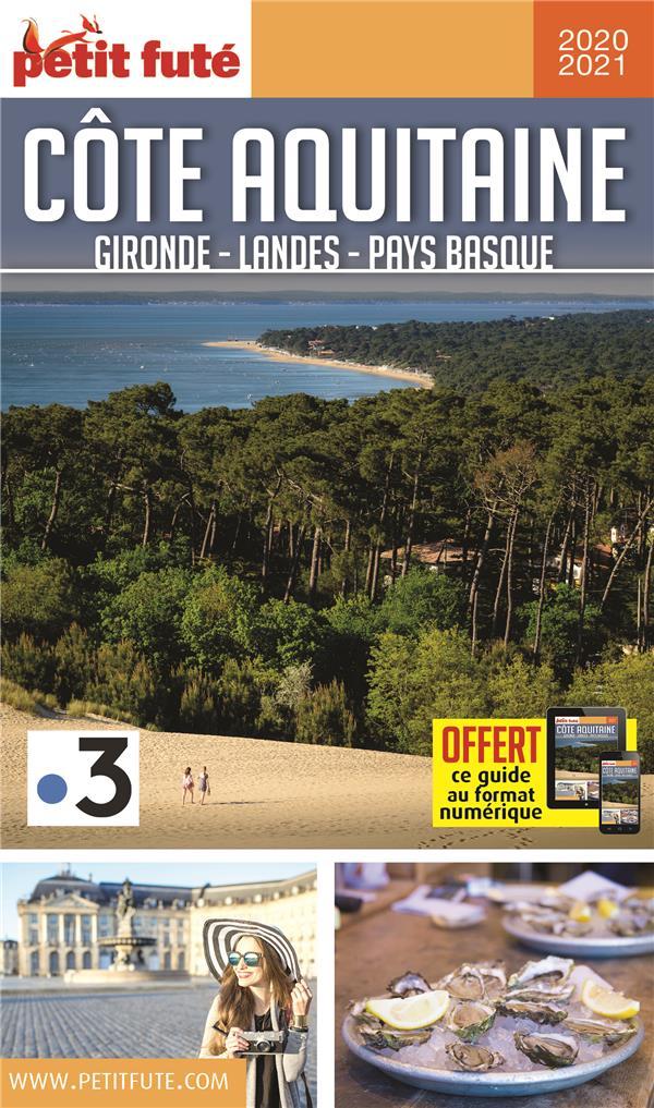 Guide Petit Fute Region Cote Aquitaine Gironde Landes Pays Basque Edition 2020 2021 Collectif Petit Fute Le Petit Fute Nouvelles Editions De L Universite Grand Format Le Hall Du Livre Nancy
