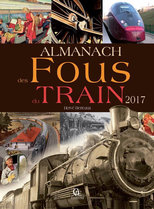 Almanach des fous du train (2017)