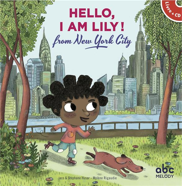Hello, i am lily from new-york city
