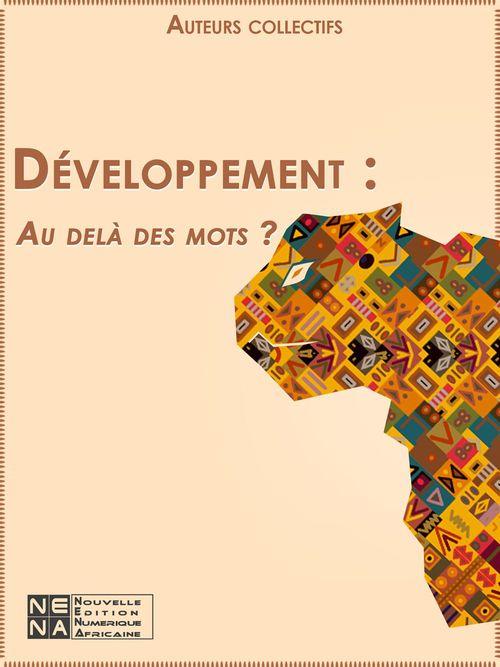 Développement : au-delà des mots ?