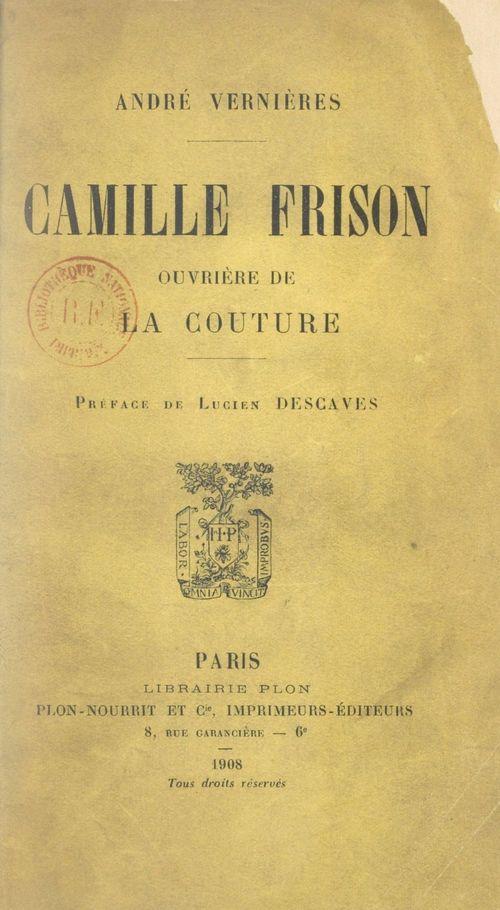 Camille Frison
