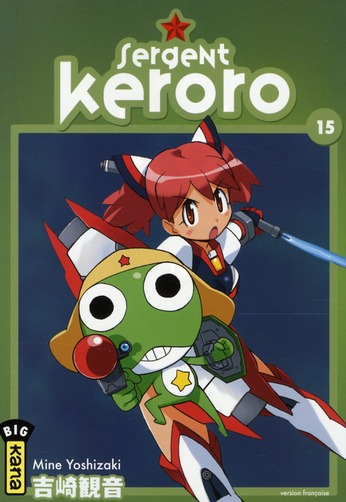 sergent Keroro t.15