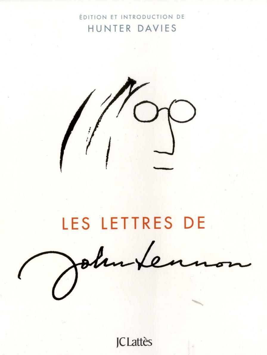 Les Lettres De John Lennon