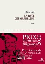 Vente Livre Numérique : La race des orphelins  - Oscar LALO