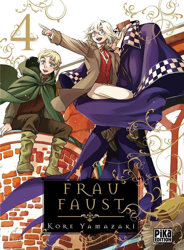 Frau Faust T.4