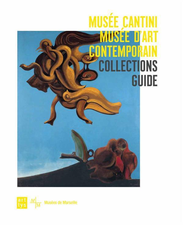 Guide des collections du musée des Cantini