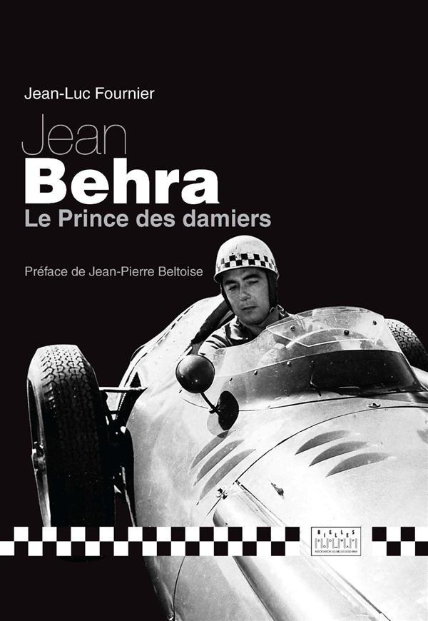 Jean behra, le prince des damiers