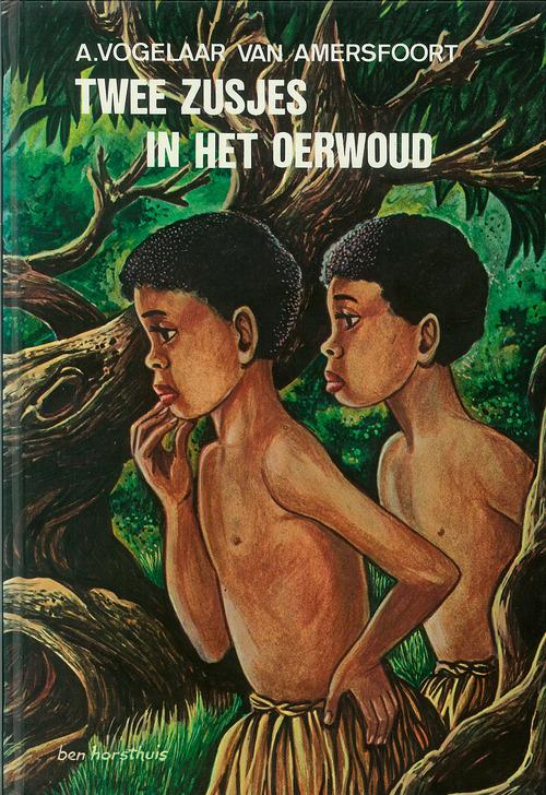 Twee zusjes in het oerwoud