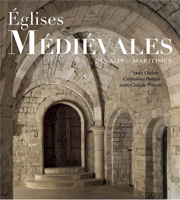 églises médiévales des Alpes-Maritimes