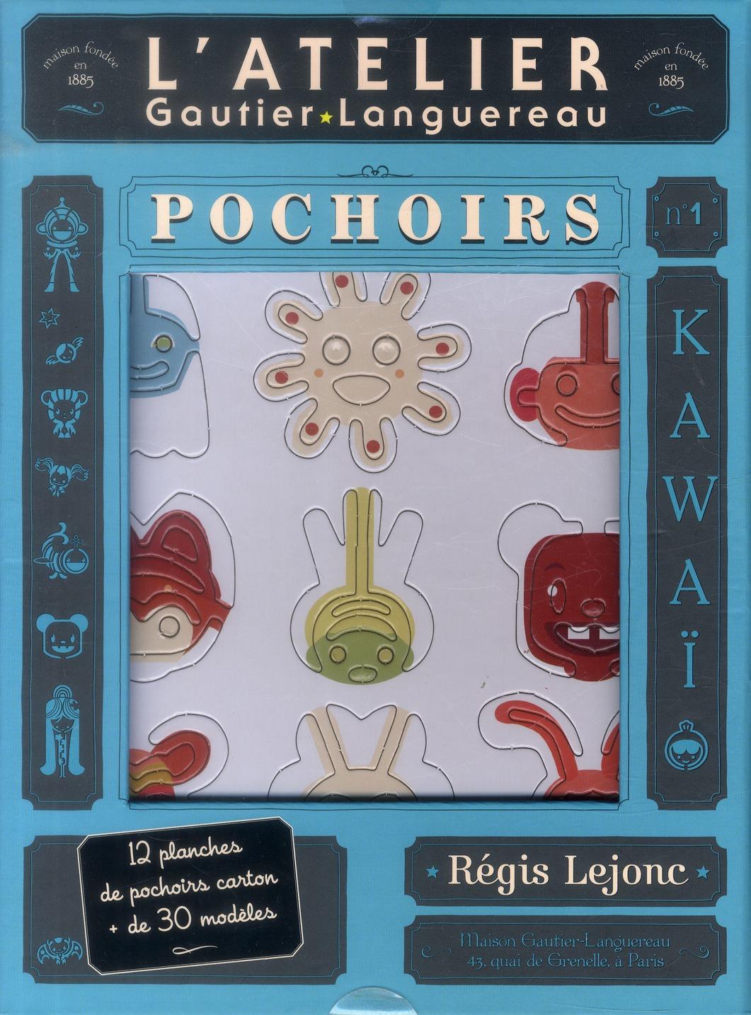 Pochoirs Kawaï